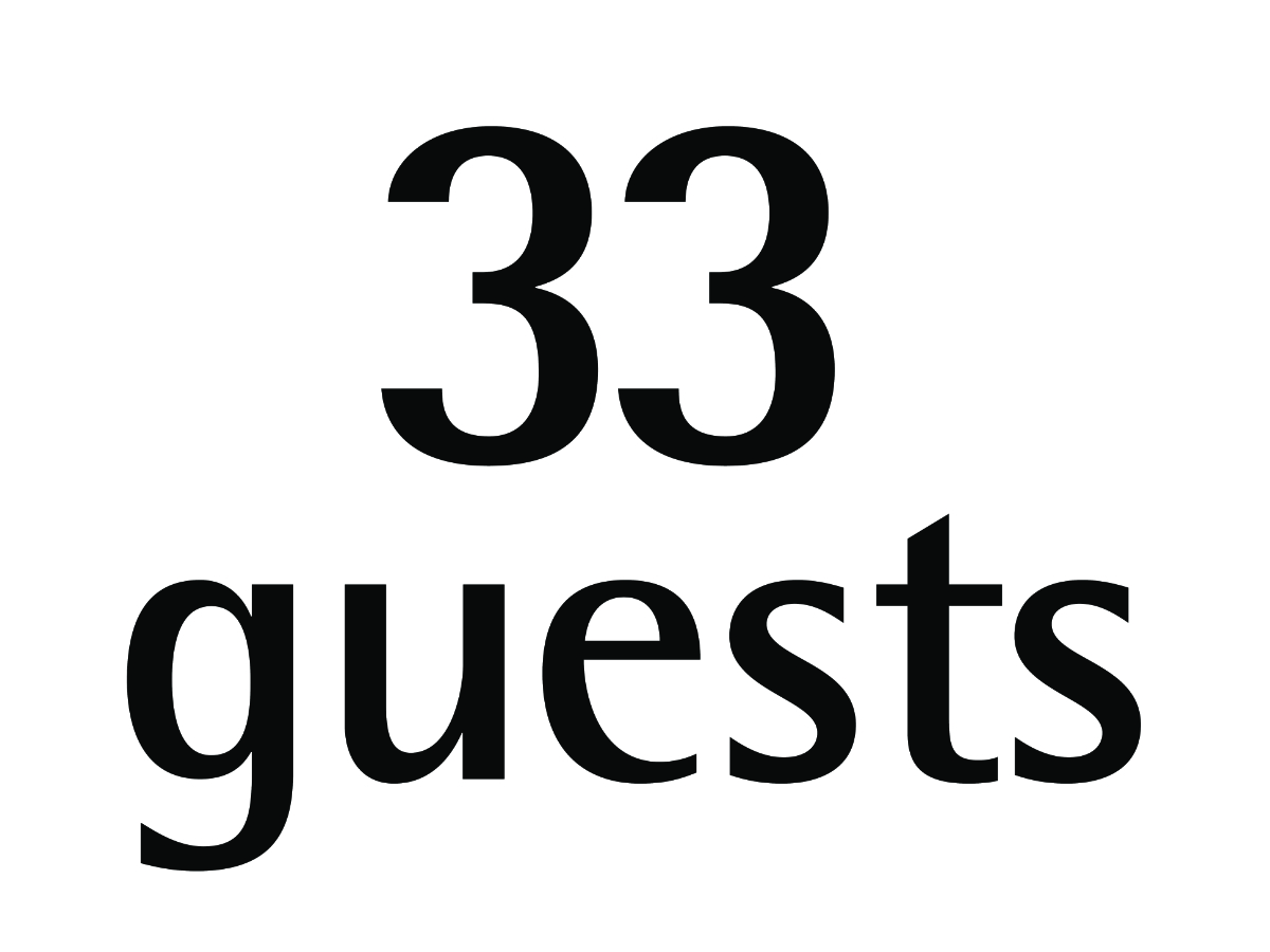 33guests